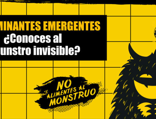 ¿Conoces al monstruo invisible?